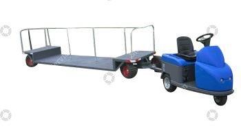 Personen transportwagen   Afbeelding 2
