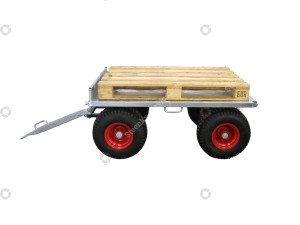 Special construction trailer