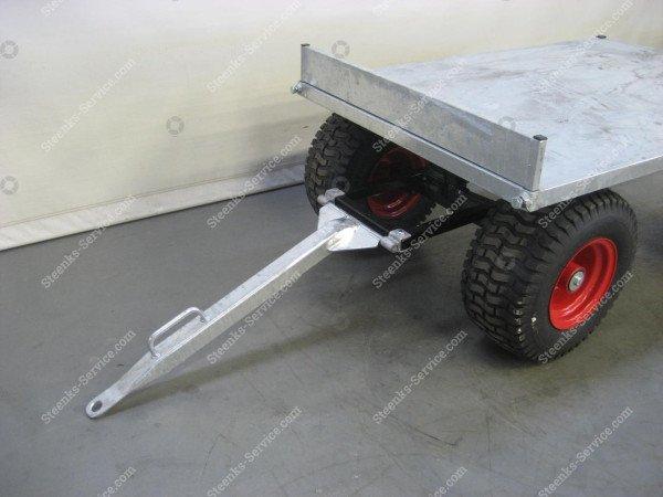 Spezielle Konstruktion Anhängerwagen | Bild 4