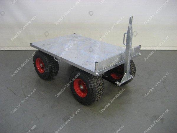 Spezielle Konstruktion Anhängerwagen | Bild 7