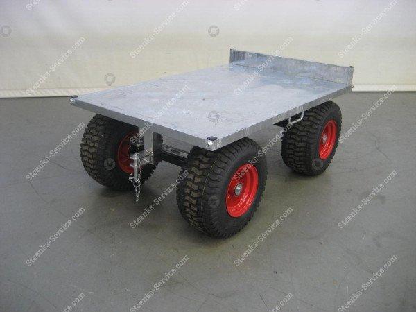 Spezielle Konstruktion Anhängerwagen | Bild 8
