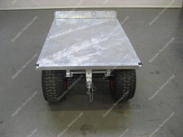 Spezielle Konstruktion Anhängerwagen | Bild 10