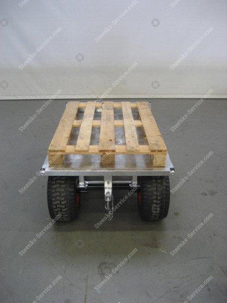 Spezielle Konstruktion Anhängerwagen | Bild 11