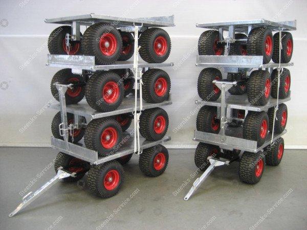 Spezielle Konstruktion Anhängerwagen | Bild 12