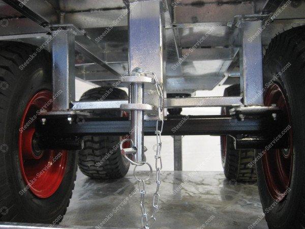 Spezielle Konstruktion Anhängerwagen | Bild 13