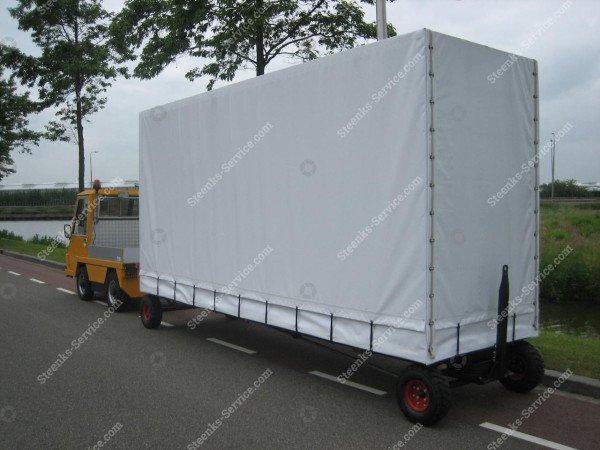 Spezielle Konstruktion Anhängerwagen | Bild 2