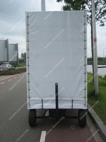 Spezielle Konstruktion Anhängerwagen   Bild 3