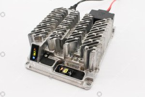 High frequency battery charger 24V