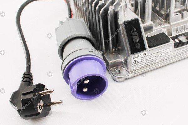 Ladegerät hoch Freq.24V wasserdicht 650W | Bild 3
