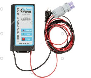 High frequency battery charger PSW350