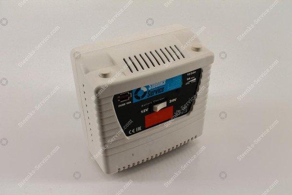 Touwautomaat Adapter 230 - 24 volt   Afbeelding 2