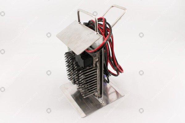 Acculader houder aluminium staand | Afbeelding 3
