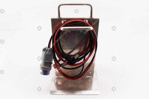 Acculader houder aluminium staand | Afbeelding 6