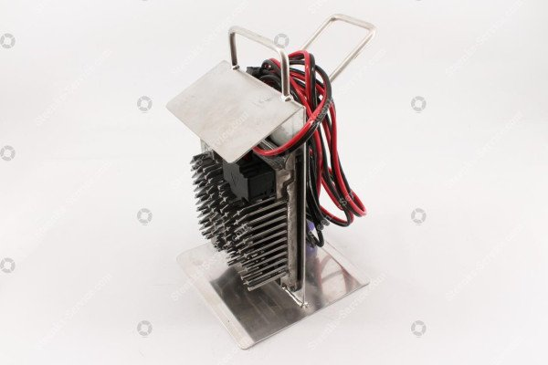Battery charger alu support   Image 3