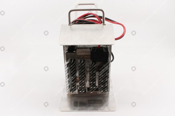 Battery charger alu support   Image 4