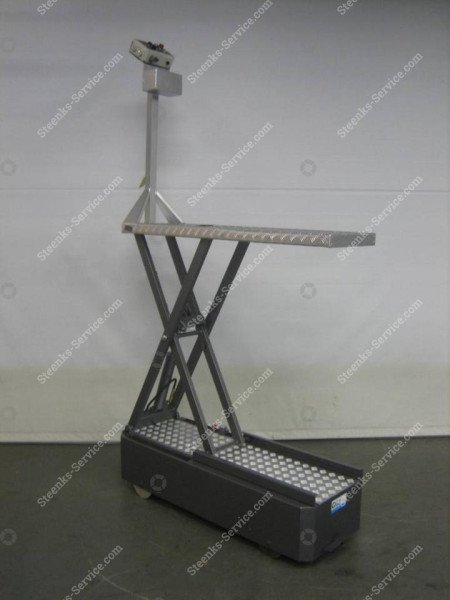 Pipe rail trolley BBR005 HH Bogaerts