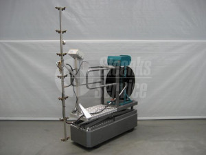 Spray trolley quick change set BBR005-HH