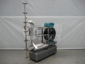 Spuitwagen snelwisselset BBR005-HH