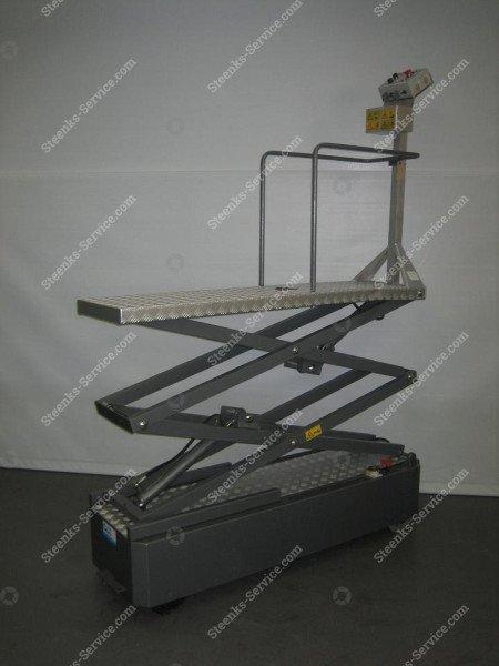 Rohrschienenwagen BBR015-HH Bogaerts
