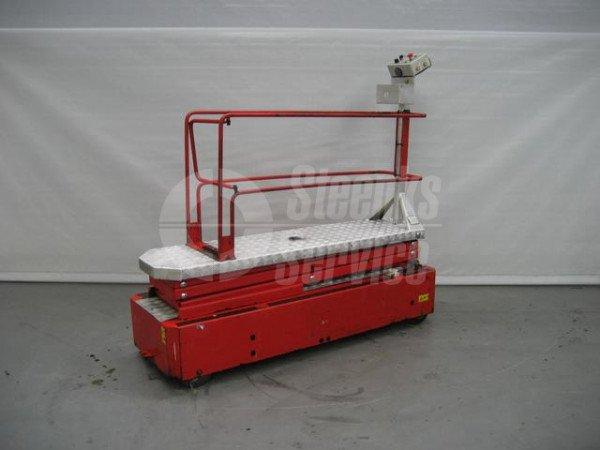 Buisrailwagen BBR040-HH Bogaerts   Afbeelding 2