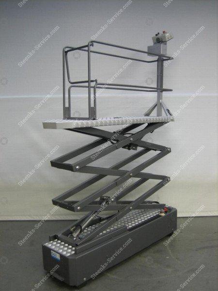 Pipe rail trolley BBR040-HH Bogaerts
