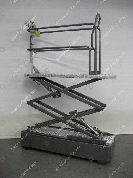Pipe rail trolley Bogaerts BBR020-HH