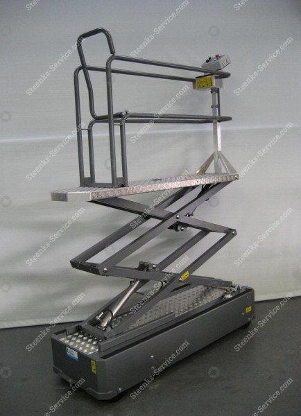 Pipe rail trolley Bogaerts BBR020-HH | Image 3