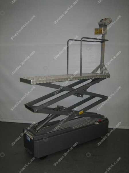 Pipe rail trolley BBR015-HH Bogaerts