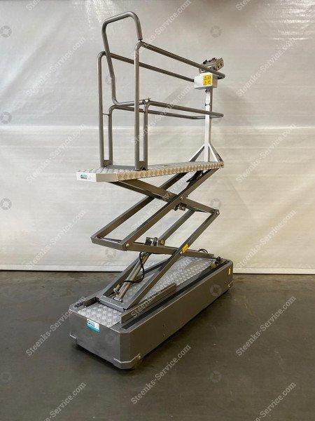 Pipe rail trolley BBR020-HH Bogaerts