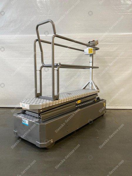 Rohrschienenwagen BBR040-HH Bogaerts   Bild 2