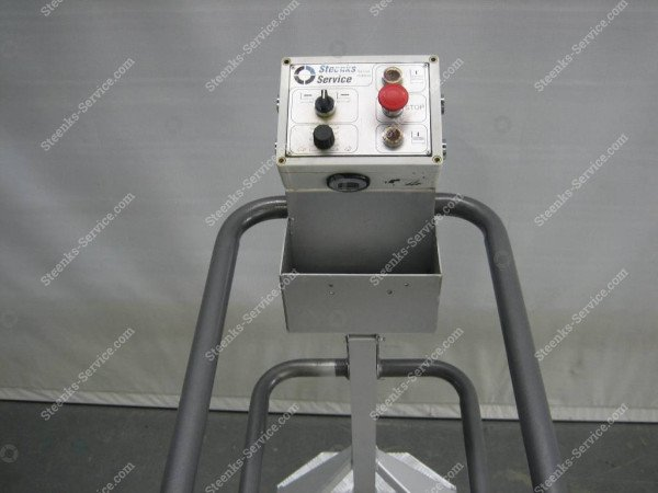 Buisrailwagen BBR040-HH Bogaerts   Afbeelding 4