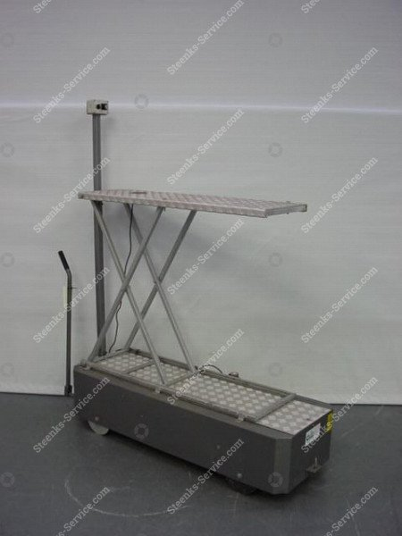 Pipe rail trolley BBR005-MM Bogaerts