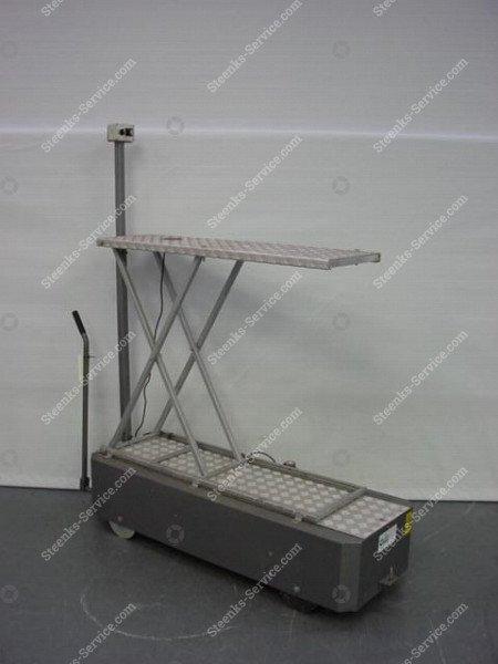 Pipe rail trolley BBR005-MM Bogaerts