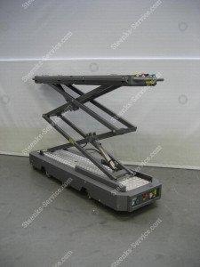 Pipe rail trolley BBR033-HM Bogaerts