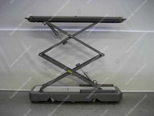 Pipe rail trolley BBR033-HM Bogaerts | Image 2