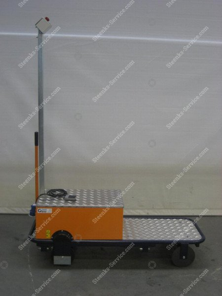 Buisrailwagen BR08 Berg Hortimotive | Afbeelding 7
