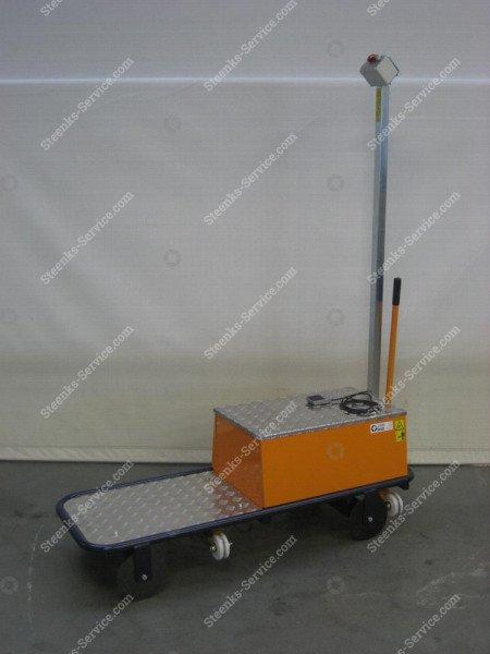 Pipe rail trolley BR08 Berg Hortimotive | Image 2