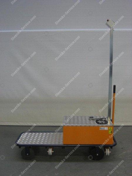 Pipe rail trolley BR08 Berg Hortimotive | Image 4