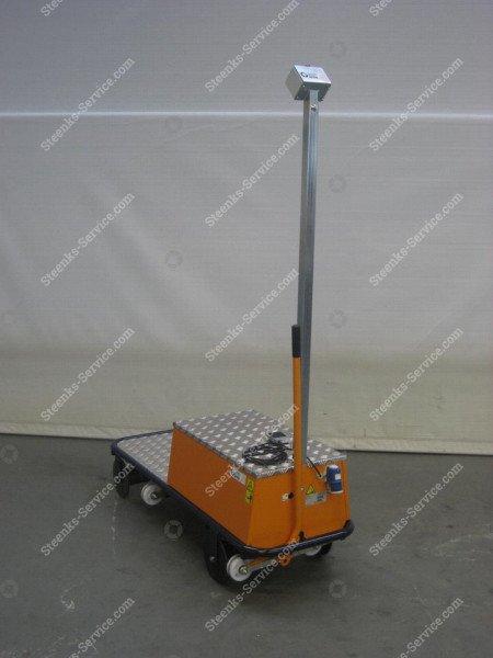 Pipe rail trolley BR08 Berg Hortimotive | Image 5