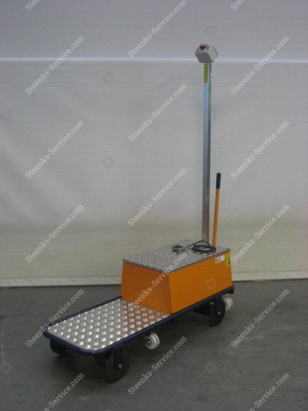 Pipe rail trolley BR08 Berg Hortimotive | Image 10