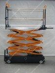 Stenomic piperail trolley 4-scissor | Image 6