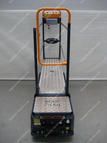 Stenomic piperail trolley 4-scissor | Image 2