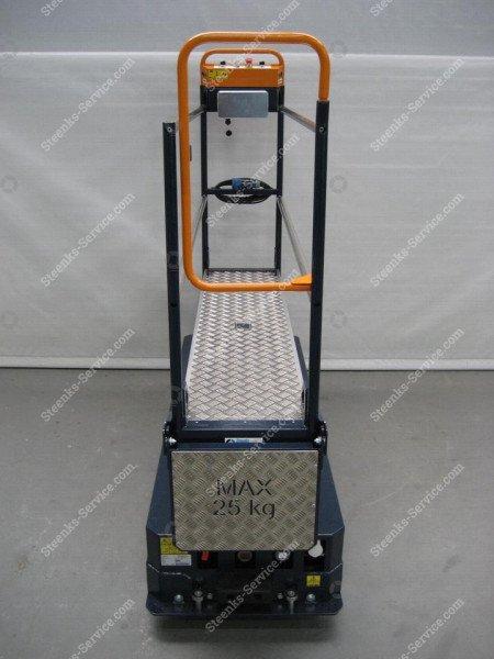 Stenomic piperail trolley 4-scissor | Image 3
