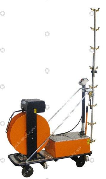 Spray trolley BRW150 SW08
