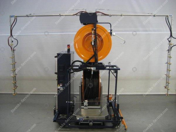 Spuitrobot Meto + Trans   Afbeelding 2