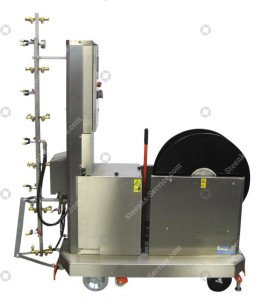 Spray robot Meto