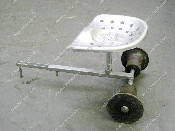 Sit-trolley Berg Hortimotive | Image 2
