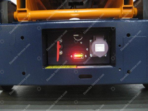 Buisrailwagen Benomic Star 350 | Afbeelding 4