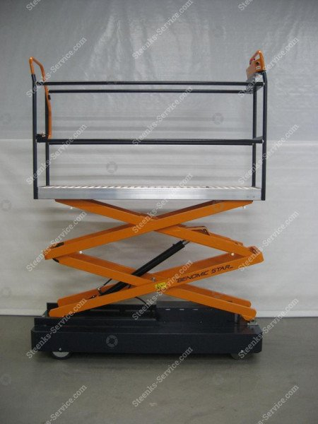 Pipe rail trolley Benomic Star 350   Image 2