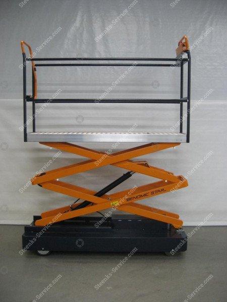 Rohrschienenwagen Benomic Star 350 | Bild 2